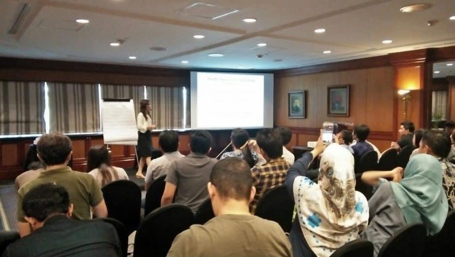 Workshop Tung Desem Waringin TDW 2