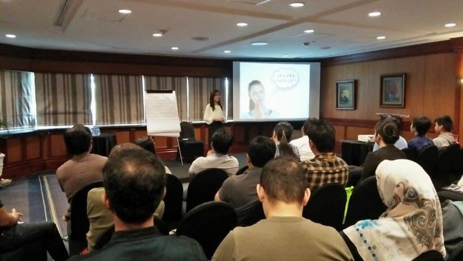 Workshop Tung Desem Waringin TDW 4